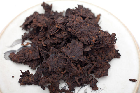 Ripened Pu'erh (limited edition)