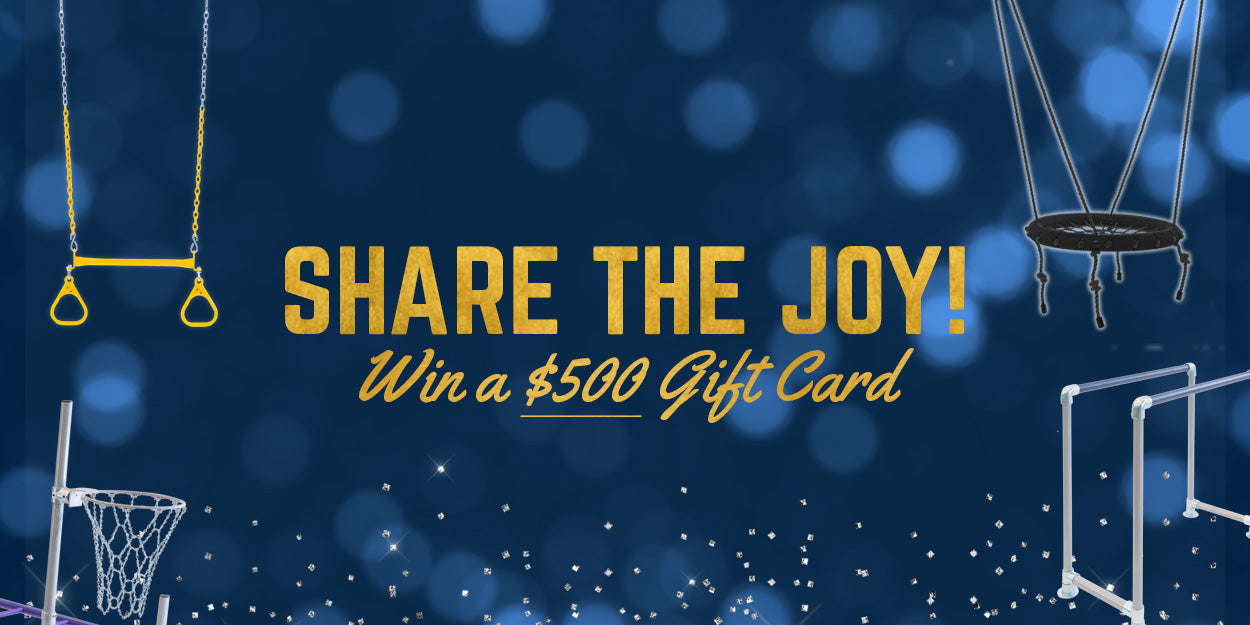Share the Joy of Christmas to WIN a $500 Funky Gift Voucher