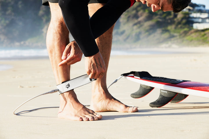CHOOSING THE RIGHT SURFBOARD LEASH