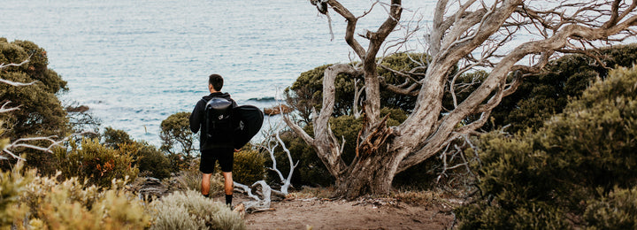 The Best Surf Backpacks : A deep dive into Creatures dry bags
