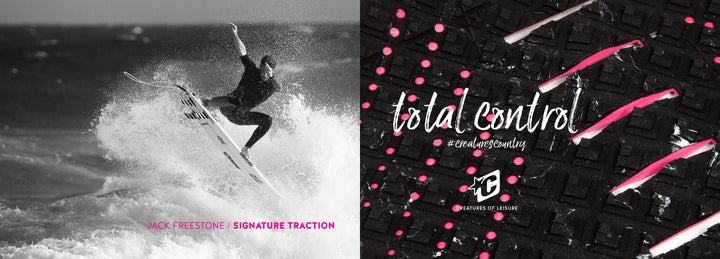 Flair & Function |  Jack Freestone's Brand New Signature Traction Pad