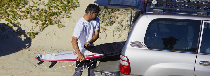HOW TO PROTECT YOUR SURFBOARDS IN THE CAR