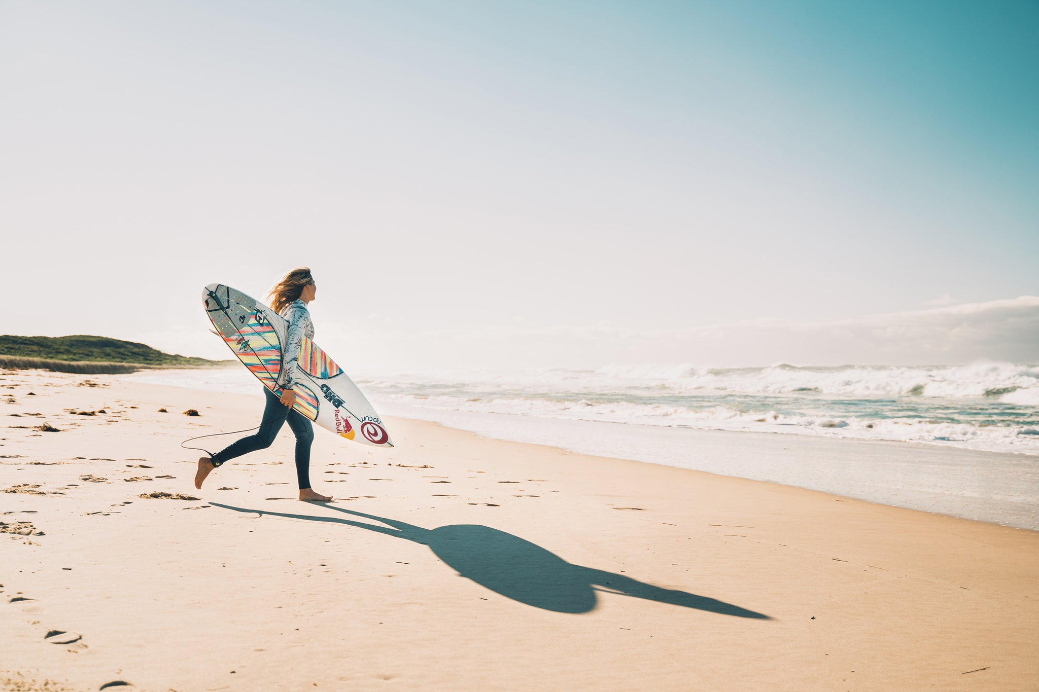 Molly Picklum Joins The Creatures of Leisure Surf Team