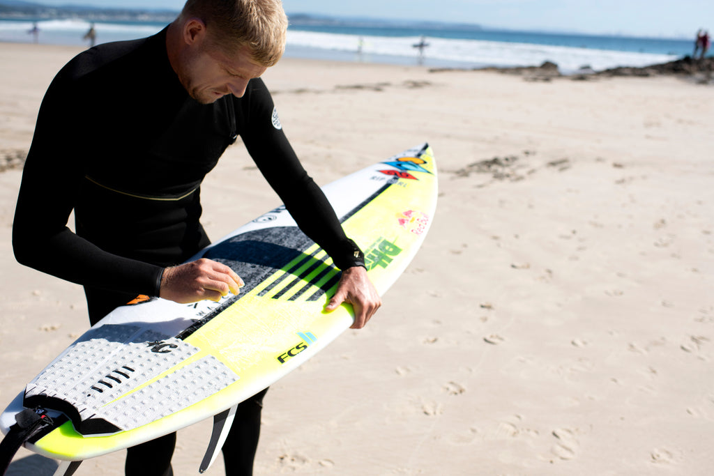 Mick Fanning Eco-pure traction