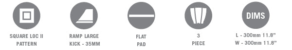 jay davies traction pad features