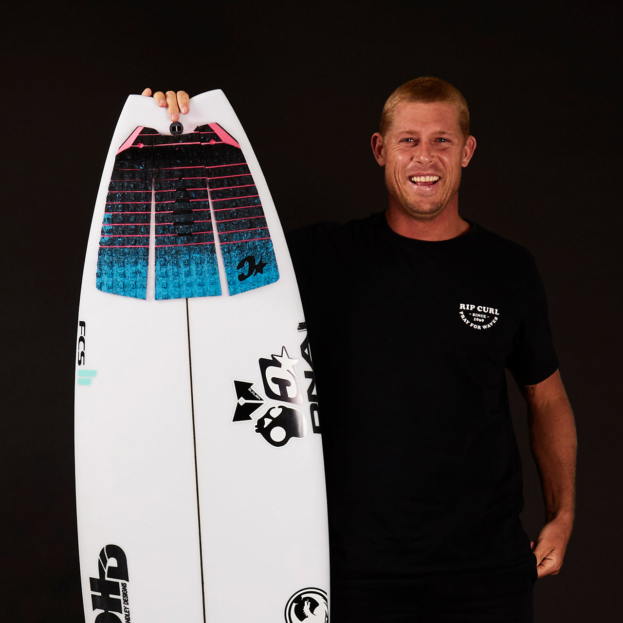 Mick Fanning Designed Creatures of Leisure Surfboard Traction Pad