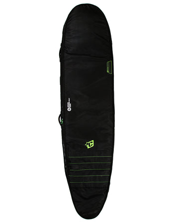 LONGBOARD DOUBLE : BLACK LIME