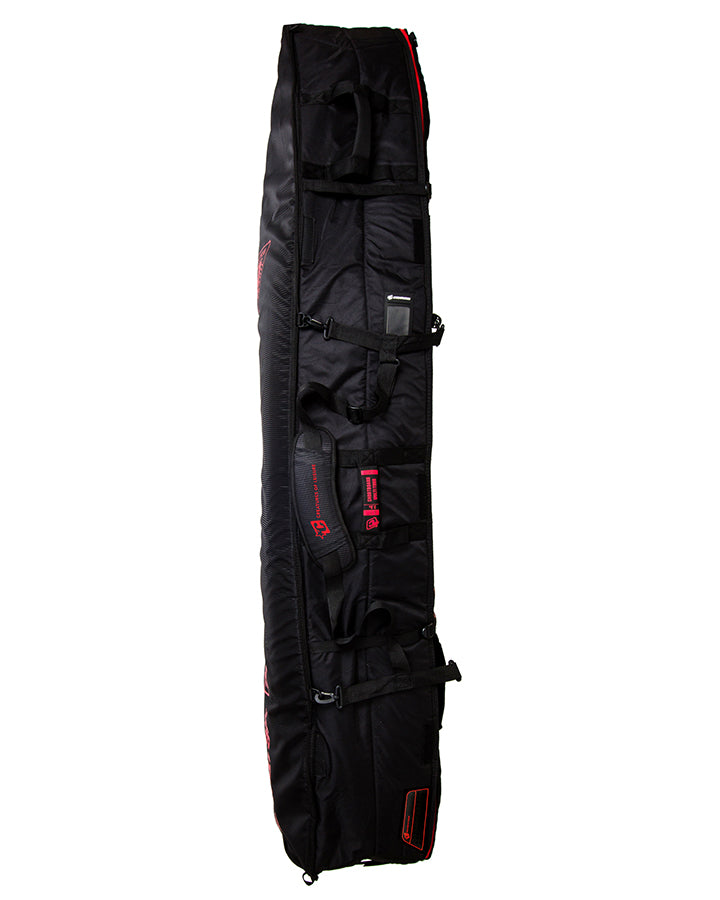 SHORTBOARD MULTI TOUR : BLACK RED