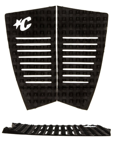 Creatures Of Leisure 3 Piece Traction Surfboard Grip Reliance III Tail Pad