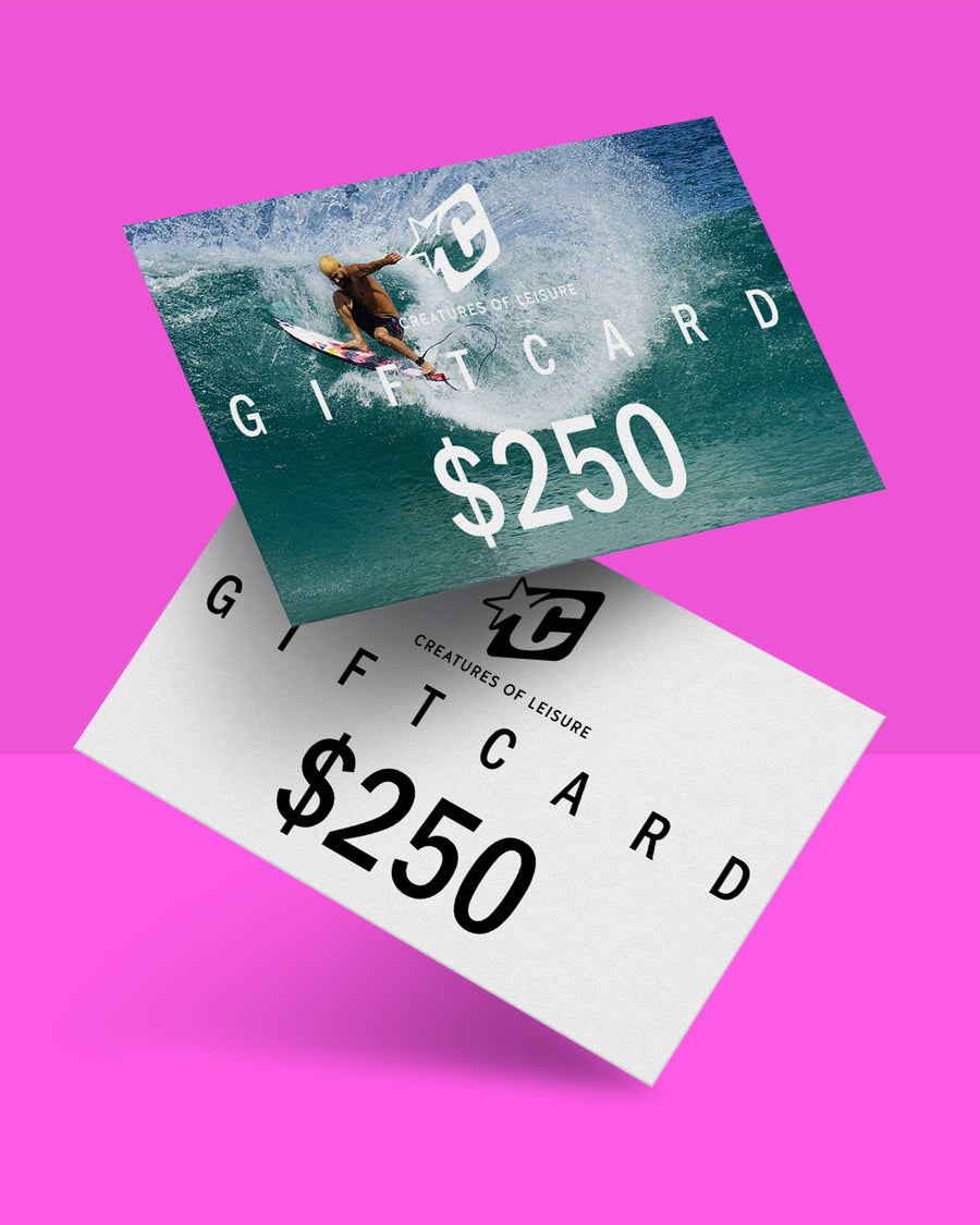 Creatures of Leisure Gift Card