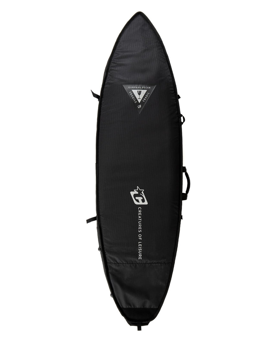SHORTBOARD TRIPLE DT2.0 : BLACK