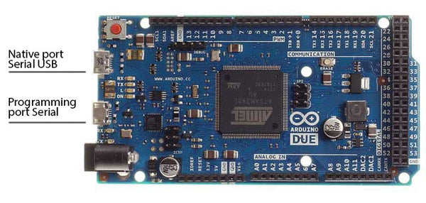 Original Arduino Due