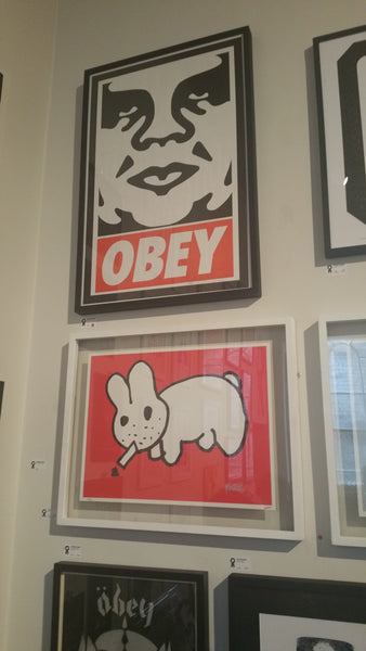 Pick Me Up Obey art
