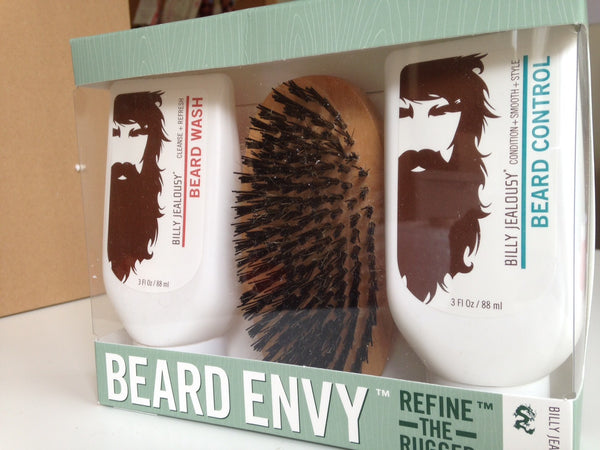 Katy Blades beard wash kit