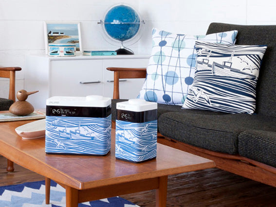 Mini Moderns x Pure Whitby lifestyle