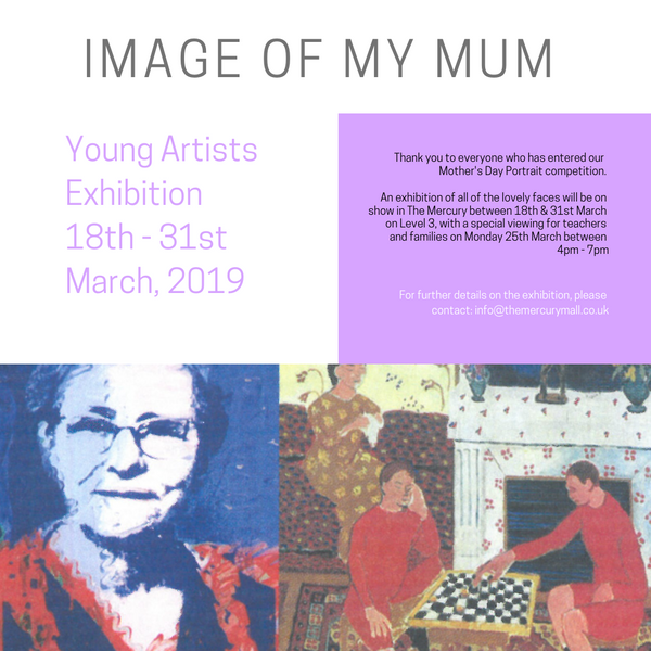 Image of My Mum invite