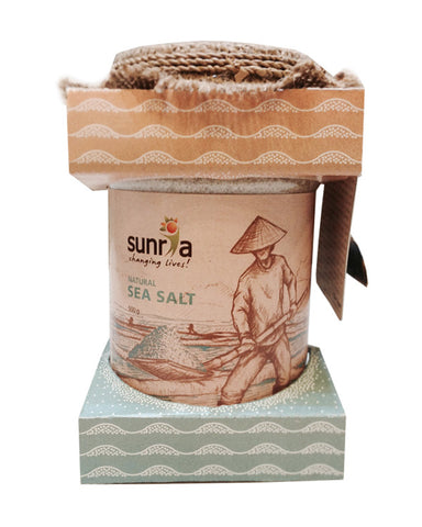 Natural Sea Salt - Fine Grain