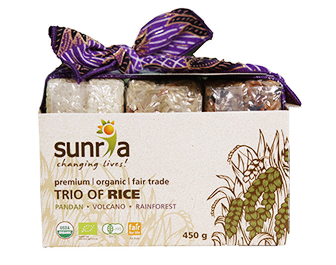 Trio of Rice