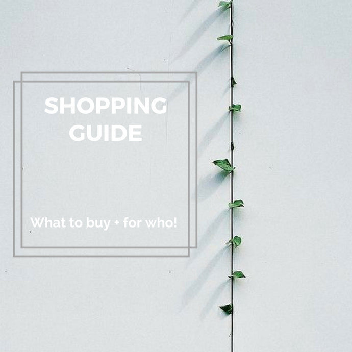 What To Buy For Everyone In Your Life
