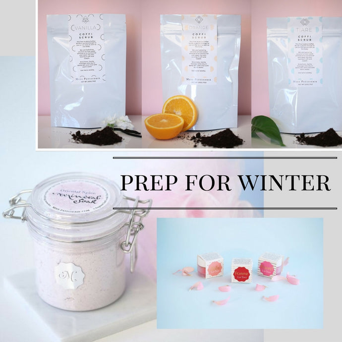 10 Ways To Prep Your Body For Winter!