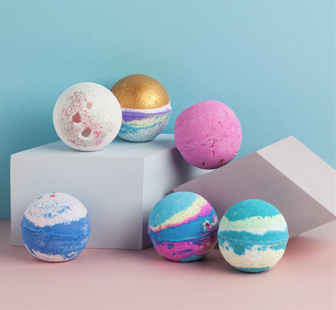 miss patisserie bath balls