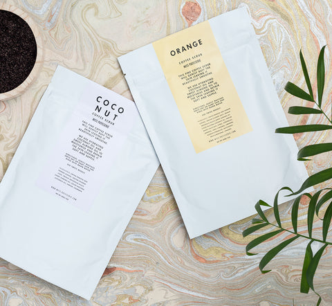 miss patisserie coffee scrub