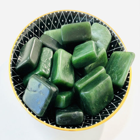 Energy Healing Crystals for Self Care - Jade