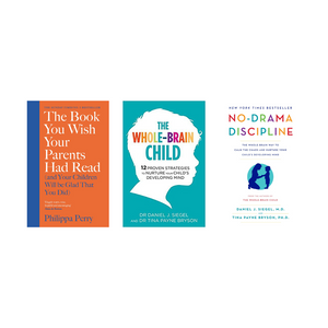 Our Top 3 Parenting Books