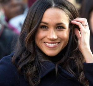 Get the (nearly) royal glow: how to do a nude lip like Meghan