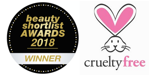 Cruelty free award winning makeup