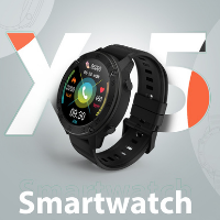 NEW Blackview X5 Smart Watch COMING SOON!⌚🤩