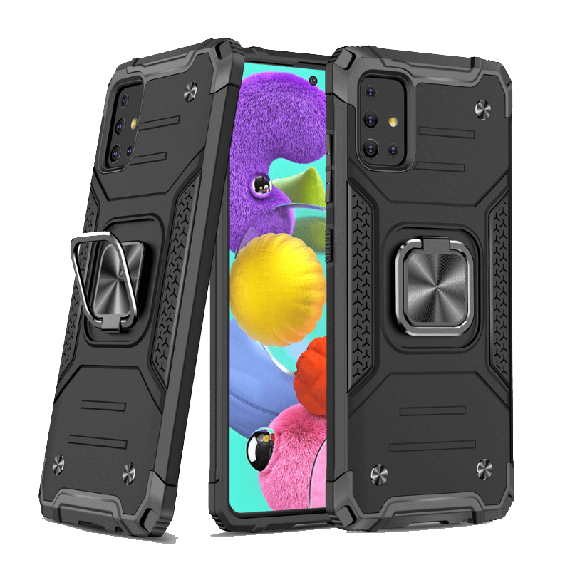 R-Just Samsung Galaxy A51 Impact Resistant Phone Case