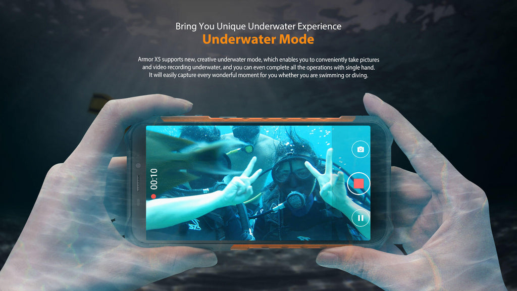 Rugged SA Ulefone Armor X5 Rugged Smartphone