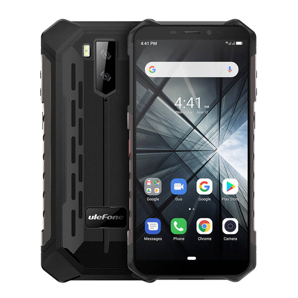 Rugged SA Ulefone Armor X3 Rugged Smartphone