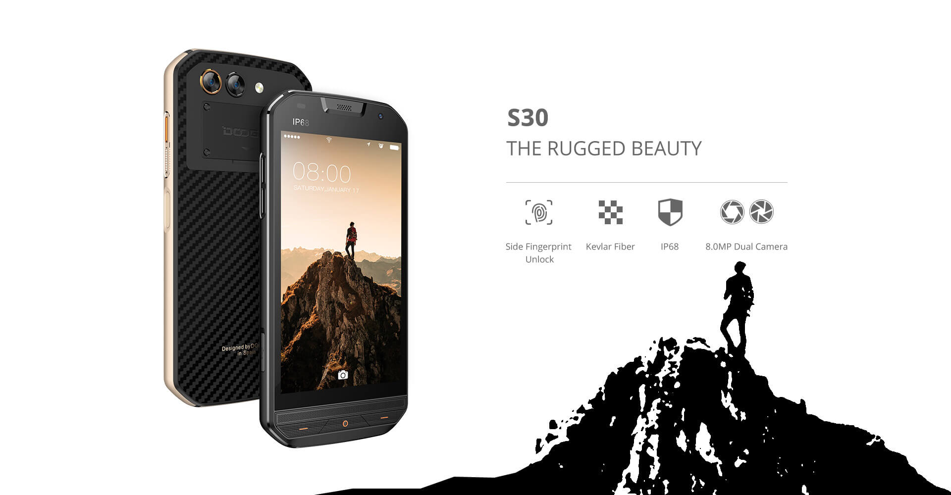 Doogee S30 South Africa