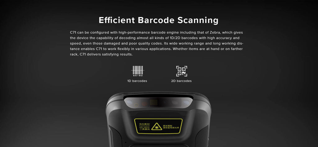Chainway 2D barcode scanner