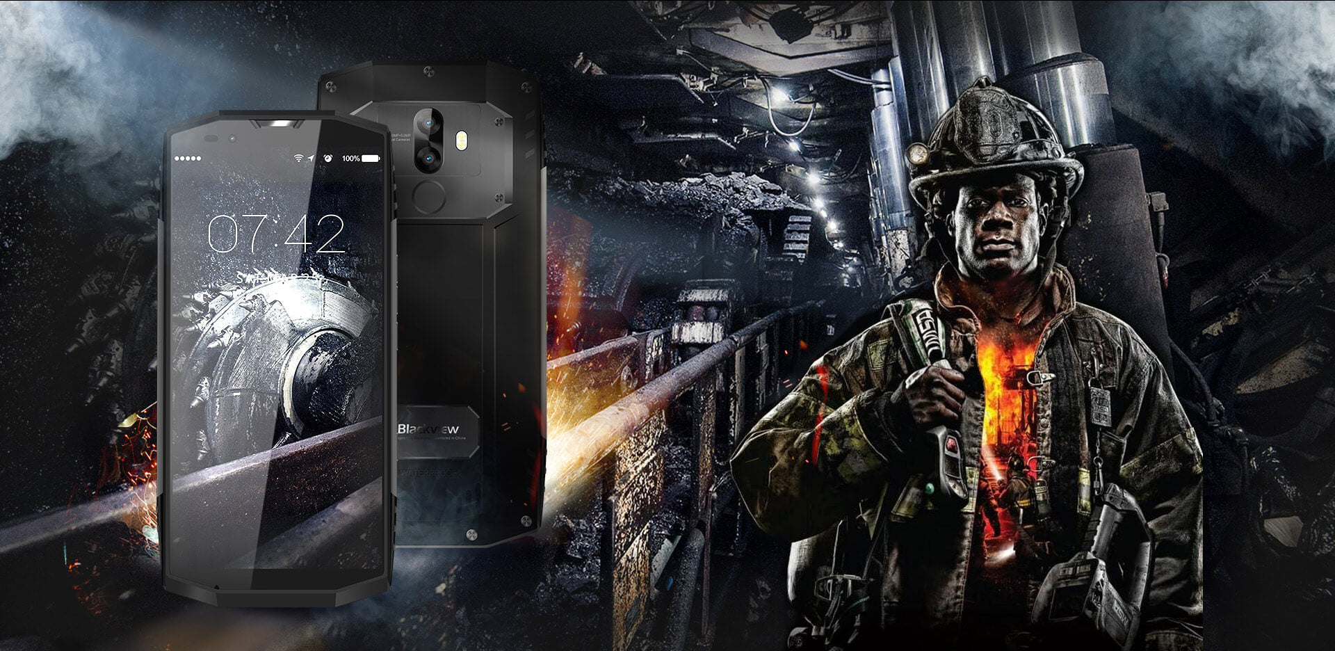Blackview BV9000 Pro Rugged SA
