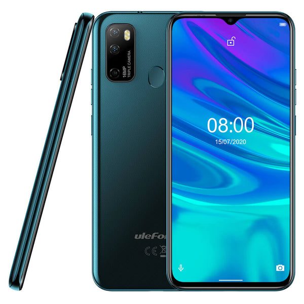 Rugged SA Ulefone Note 9P Smartphone