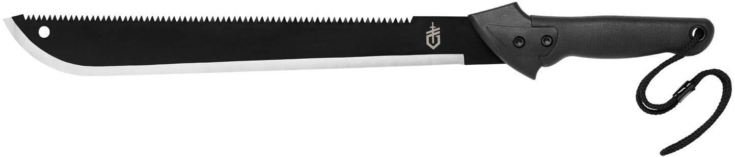 31-000758 Rugged SA Gerber Gator Machete Rugged Knives
