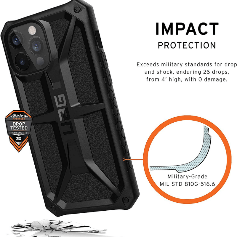 Rugged SA -Rugged SA - MONARCH SERIES IPHONE 12 MINI 5G CASE