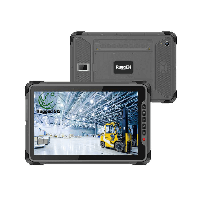 Rugged SA RuggEX RT 10  2D Rugged Scanning Tablet