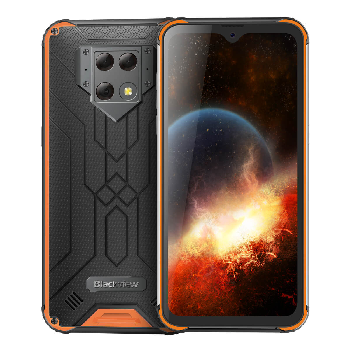 Rugged SA Blackview BV9800 Rugged Phone