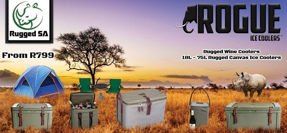 Rugged Rogue Coolers