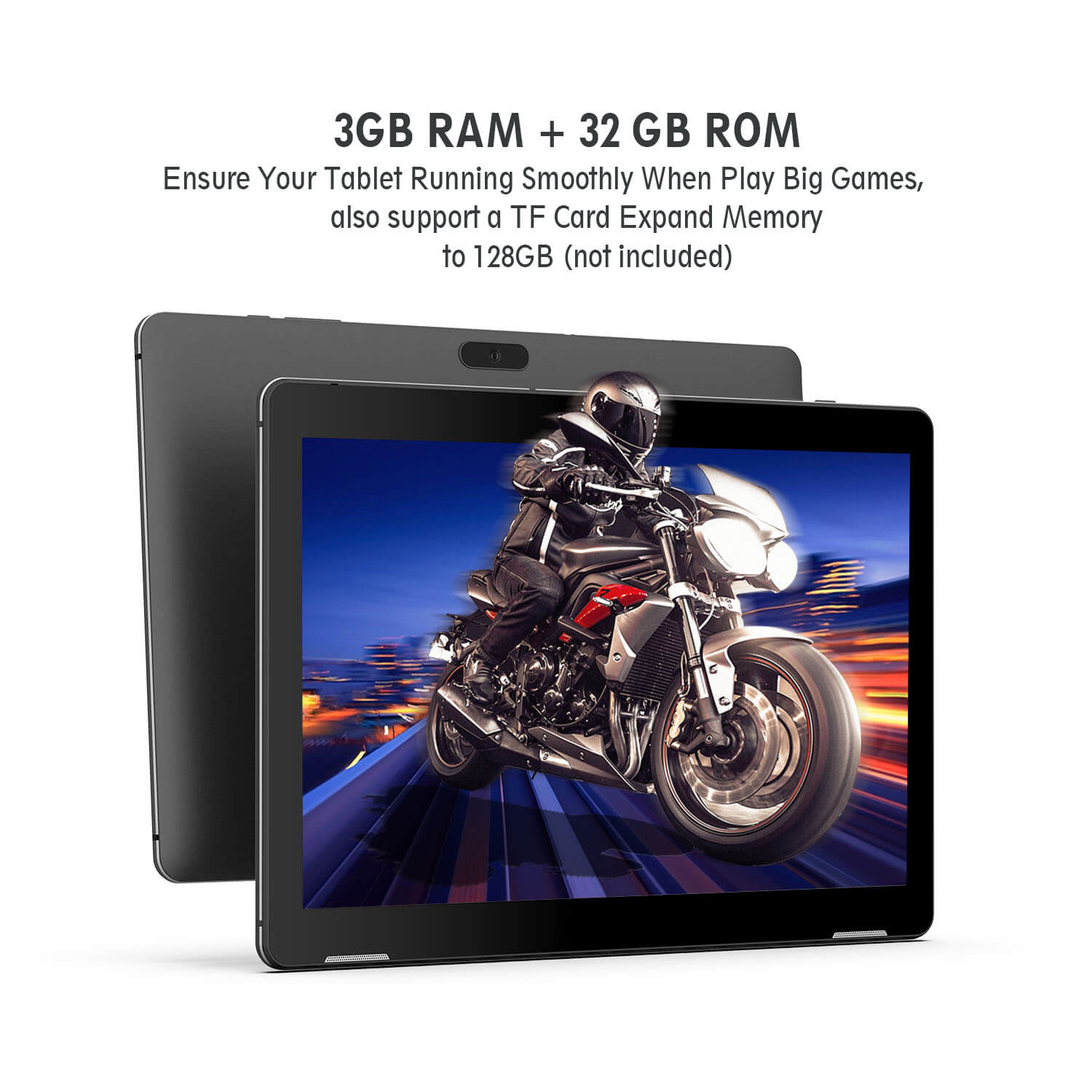 Rugged SA Winnovo T10 LTE 3GB 32GB Tablet PC