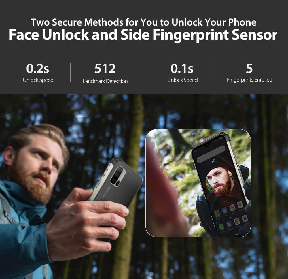 Rugged SA Ulefone Armor 7E RuggedPhone