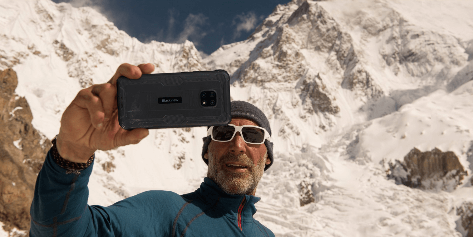 Blackview BV4900 Rugged Android 10 Smartphone