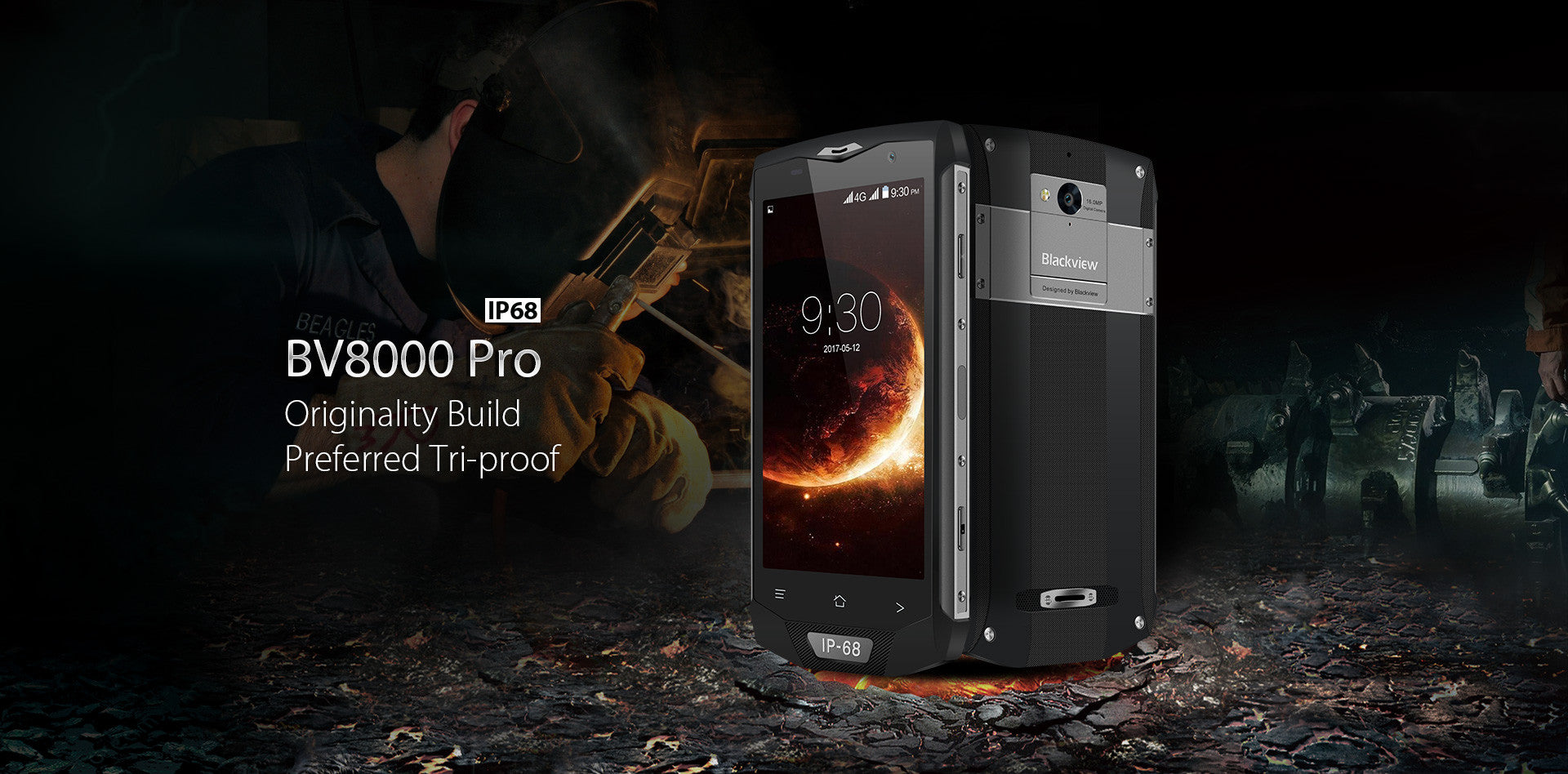 Blackview BV8000 PRO South AFrica