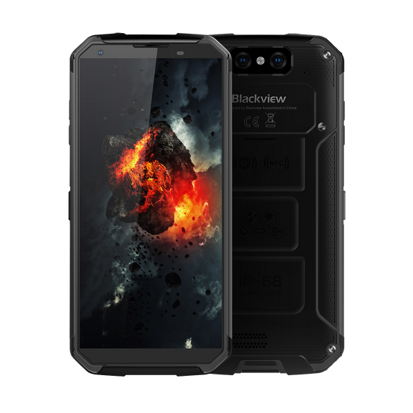 Rugged SA Blackview BV9500 Replacement Rugged Phone