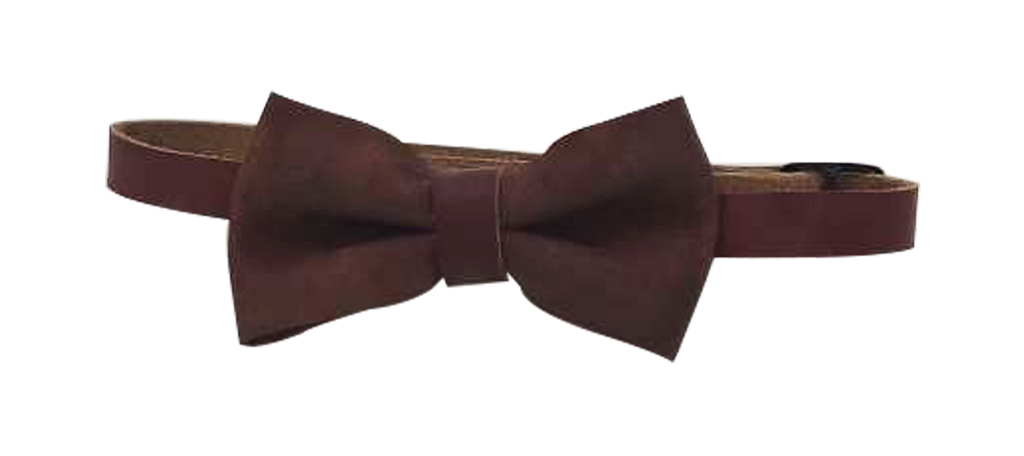 Pitstop Cigar Leather Bowtie Rugged SA