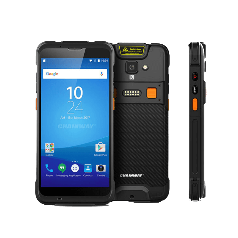 Rugged SA Chainway C66 Android 9.0 Scanning Mobile Computer 1D/2D